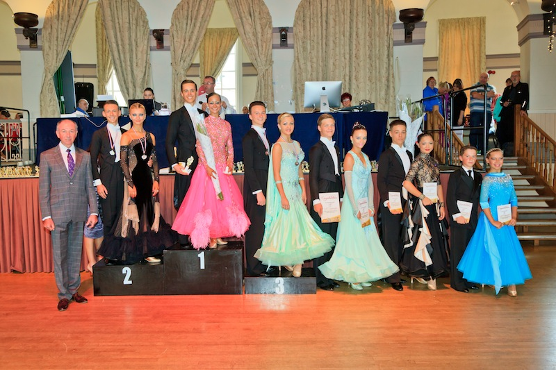 The English Ballroom Championships & Masters